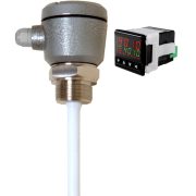 BR FMC-320CDR1 Sonda BR 11.302 / Indicador Digital Medidor de Nível Capacitivo