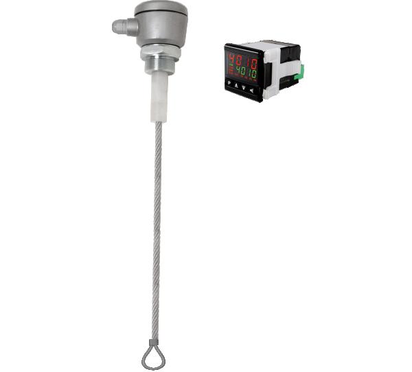 BR FMC-320CDR1 Sonda BR 11.302F / Indicador Digital Medidor de Nível Capacitivo