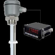 BR FMC-320CDR2 Sonda BR 11.302D Medidor de Nível Capacitivo