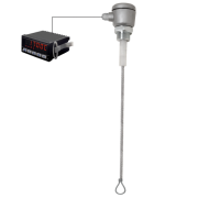 BR FMC-320CDR2 Sonda BR 11.302F Medidor de Nível Capacitivo