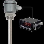 BR FMC-320CDR2 Sonda BR 11.302T Medidor de Nível Capacitivo