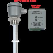 BR FTC-320II Sonda BR 11.302D Sensor de Nível Capacitivo