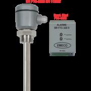 BR FTC-320II Sonda BR 11.302T Sensor de Nível Capacitivo
