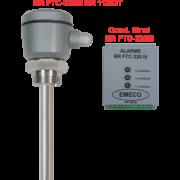 BR FTC-320III Sonda BR 11.302T Sensor de Nível Capacitivo