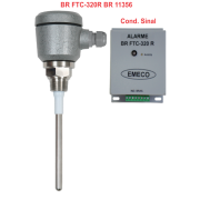 BR FTC-320R Sonda BR 11.356 Sensor de Nível Capacitivo