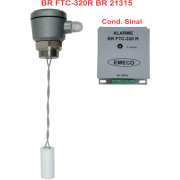 BR FTC-320R Sonda BR 21.315 Sensor de Nível Capacitivo