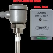 BR FTC-320R Sonda BR 22.356 Sensor de Nível Capacitivo